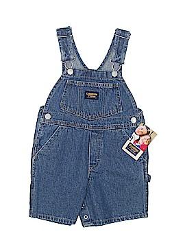 OshKosh B'gosh Overall Shorts Size 2T