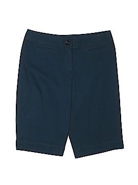 J.jill Khaki Shorts Size 6