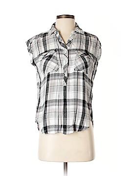 Philosophy Republic Clothing Short Sleeve Button-Down Shirt Size S