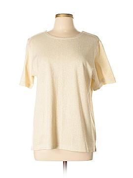 Cathy Daniels Short Sleeve Top Size L