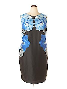 Calvin Klein Casual Dress Size 22 (Plus)