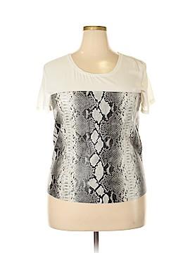 Rocawear Short Sleeve Blouse Size XL