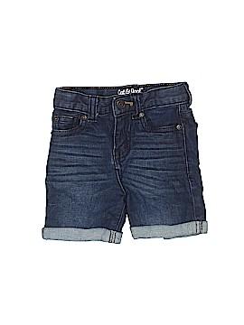 Cat & Jack Denim Shorts Size 18 mo
