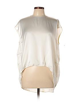 Adam Lippes Short Sleeve Blouse Size 10