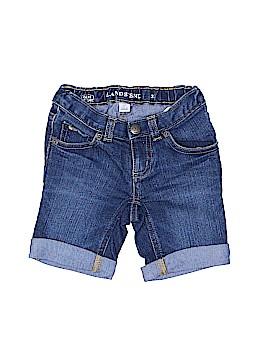 Lands' End Denim Shorts Size 3T