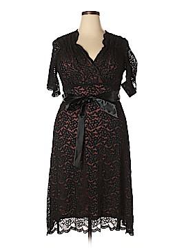 Kiyonna Cocktail Dress Size 1X (Plus)