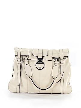 Karen Millen Leather Satchel One Size