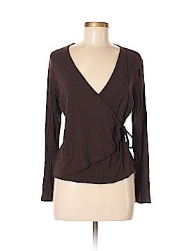 Susan Bristol Long Sleeve Top Size M