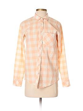 Eliot Long Sleeve Button-Down Shirt Size XS