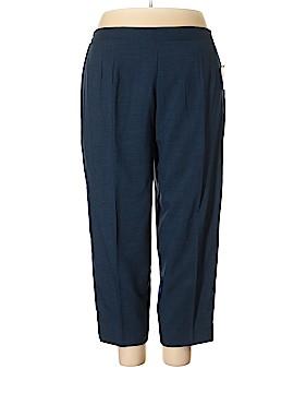 Sag Harbor Casual Pants Size 22W (Plus)