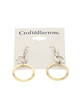 Croft & Barrow Earring One Size