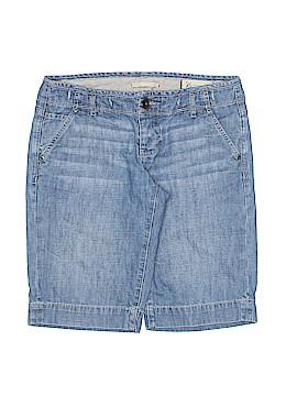 Limited Edition Denim Shorts 24 Waist