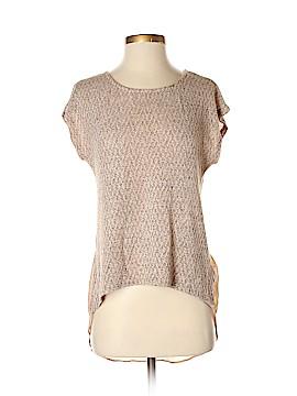 Bar III Short Sleeve Top Size S