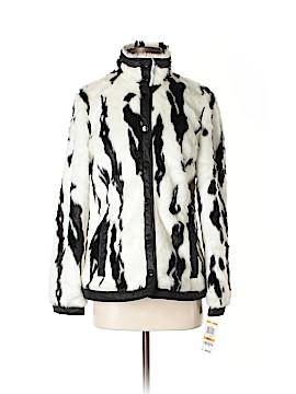 INC International Concepts Faux Fur Jacket Size S