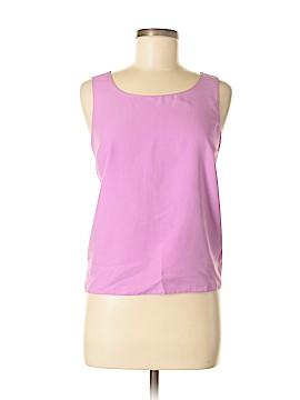 Nordstrom Sleeveless Silk Top Size M