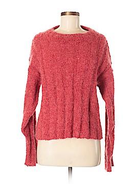 Joan Vass Pullover Sweater Size 6 (1)
