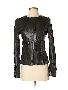 Rachel Roy Leather Jacket Size 4
