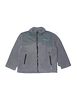 Columbia Fleece Jacket Size 4 / 5