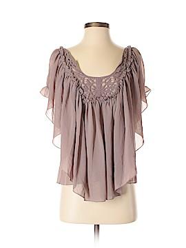 Victoria's Secret Short Sleeve Blouse Size XS (Petite)