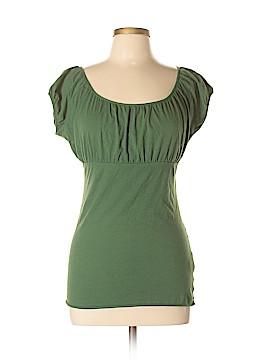 Velvet Short Sleeve Top Size XL
