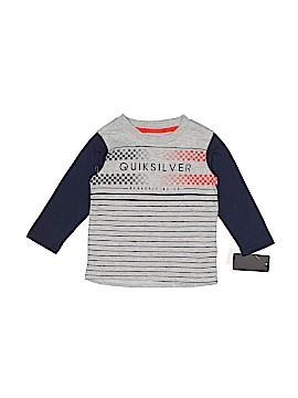 Quiksilver Long Sleeve T-Shirt Size 24 mo