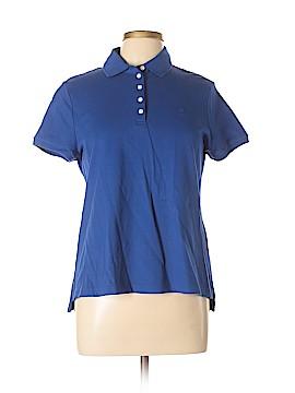 Lauren by Ralph Lauren Short Sleeve Polo Size L (Petite)