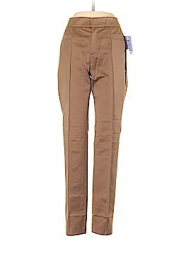 Pink Tartan Khakis Size 0
