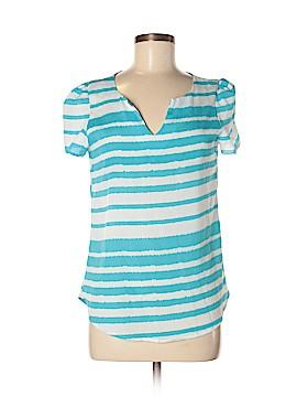 D Closet Short Sleeve Blouse Size M