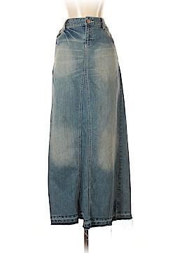 Mossimo Supply Co. Denim Skirt Size 3
