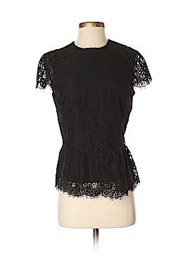 Lauren by Ralph Lauren Short Sleeve Blouse Size 2