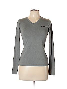 Fila Sport Long Sleeve T-Shirt Size XL