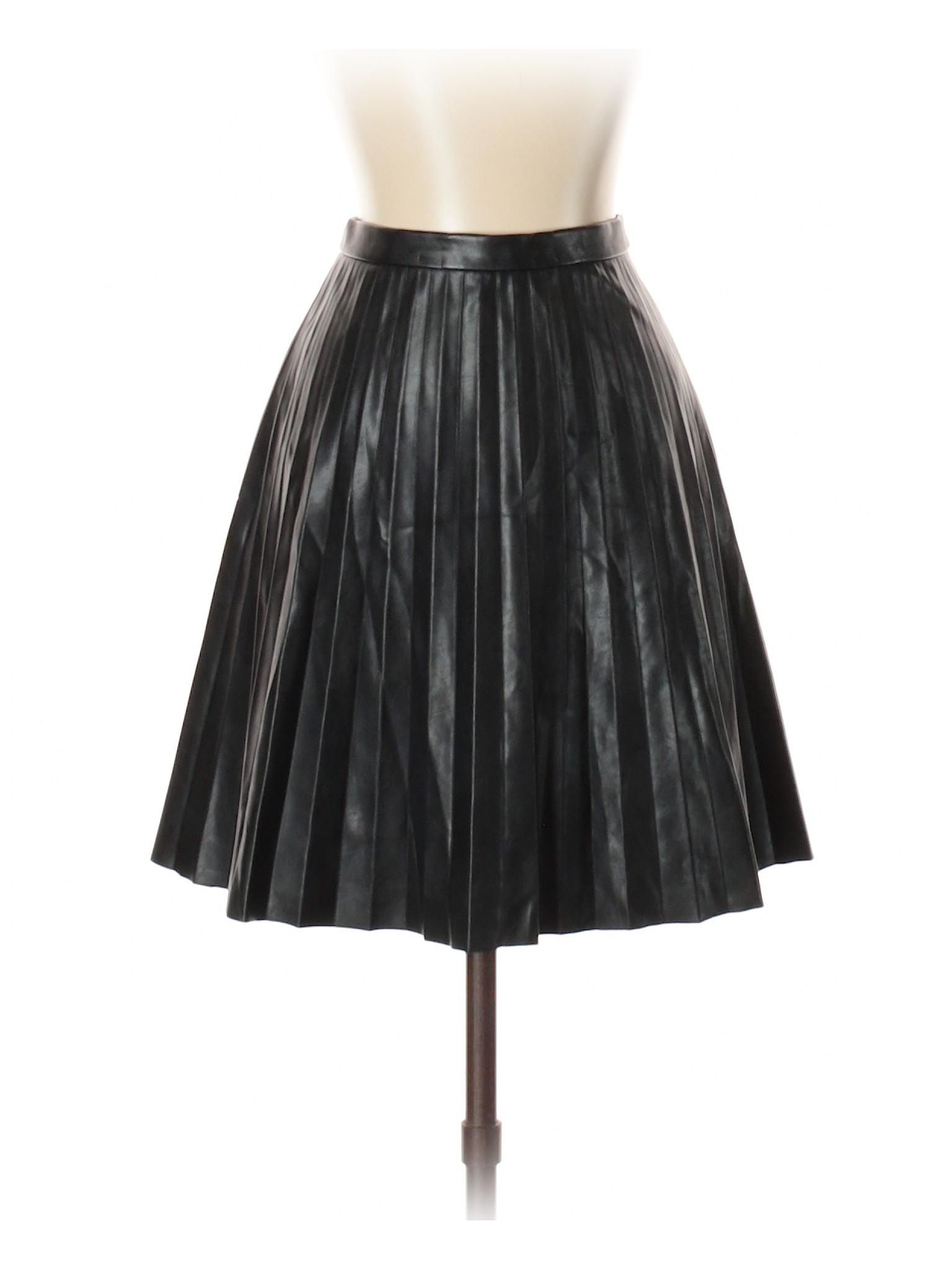 Boutique J leisure Skirt Leather Crew Faux BBFgw