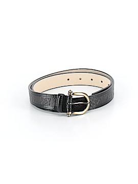 Ellen Tracy Leather Belt Size L