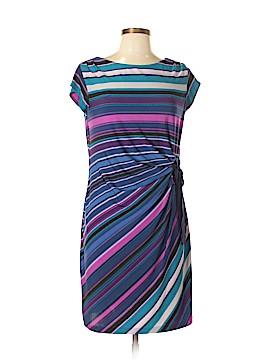 Julian Taylor Casual Dress Size 14 (Petite)