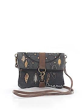 Mono B Crossbody Bag One Size