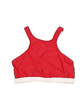 MICHAEL Michael Kors Swimsuit Top Size S