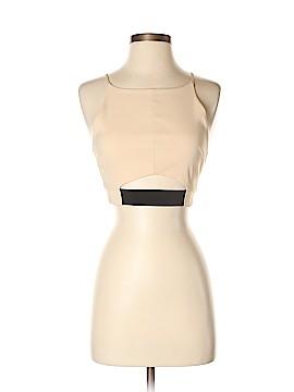 Topshop Sleeveless Blouse Size 2