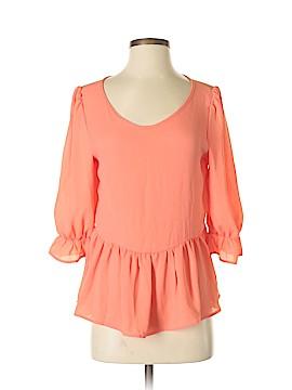 Mon Ami 3/4 Sleeve Blouse Size S