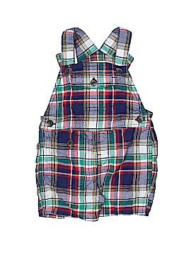 Ralph Lauren Overall Shorts Size 6 mo