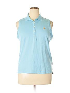 Ralph Lauren Sport Sleeveless Polo Size XL