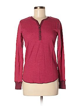 Warm Essentials Long Sleeve Henley Size S