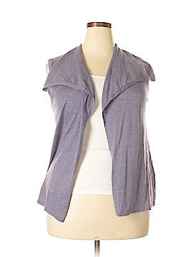 J.jill Wool Cardigan Size 1X (Plus)