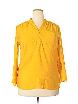 Brina & Em Long Sleeve Blouse Size XL