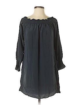 Jenny Han 3/4 Sleeve Silk Top Size S