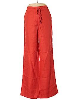 Ann Taylor LOFT Linen Pants Size 6 (Tall)