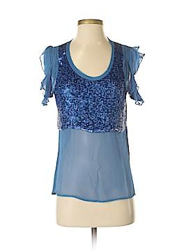 Poleci Short Sleeve Blouse Size 4