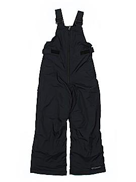 Columbia Snow Pants With Bib Size 6 - 6X
