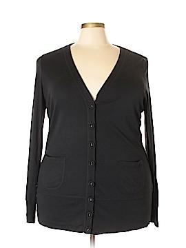 Caslon Cashmere Cardigan Size 2X (Plus)