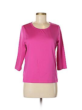 Susan Bristol 3/4 Sleeve T-Shirt Size M