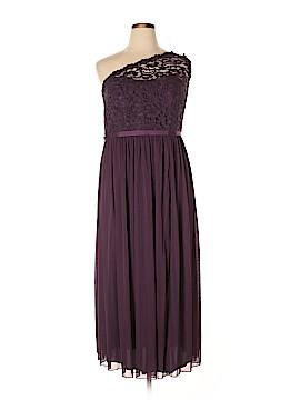 David's Bridal Cocktail Dress Size 16
